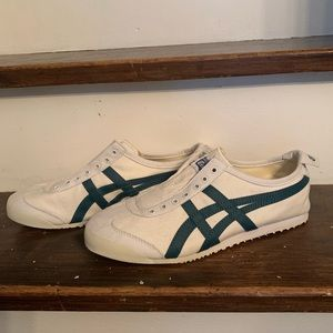 Selling new Onitsuka Tigers by Asics.